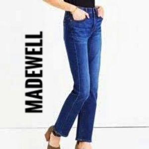 MADEWELL CRUISER STRAIGHT LEG SIZE 24
